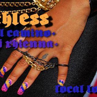 Dj rhienna   RUTHLESS live set @ local lounge   sept 2013