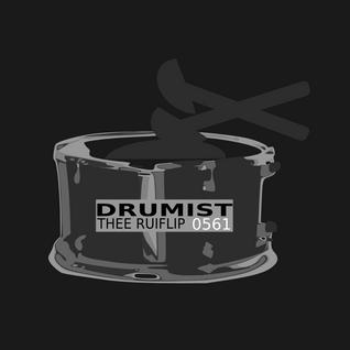 DRUMIST,,THEE RUIFLIP 0561