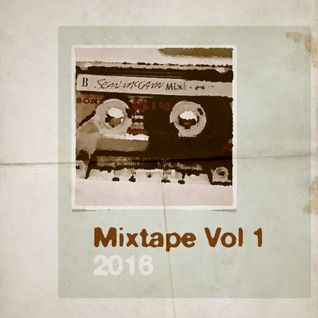 Mixtape Vol 1 - Sean McCann (2016)