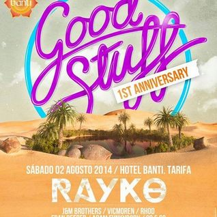 [Good Stuff Recordings Party] @ Banti (Tarifa)