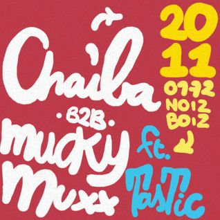 Mucky Muxx b2b Chaiba 2011 part 1 ft. MC Tastic (NL)