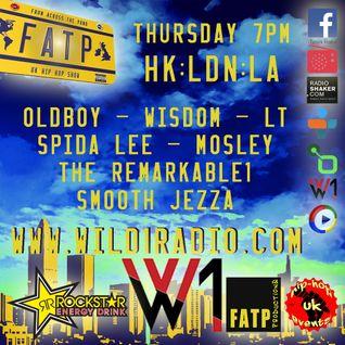 F.A.T.P UK HIP HOP SHOW UNDERGROUND RADIO ep 42 20/10/16