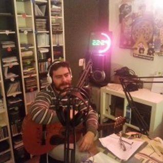 Η συνέντευξη του Λεωνίδα Μαριδάκη στον Απόστολο Στάϊκο, στο Music Society, 15-12-2014
