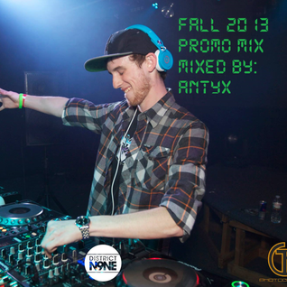 Antyx Fall Promo Mix 2013