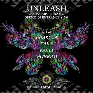 DJ Set By Unleash 2015.06.05@Quark -Closing Set-
