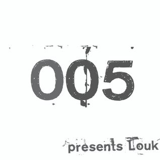 Technoise Radio 005 - Louk (exclusive techno mix)