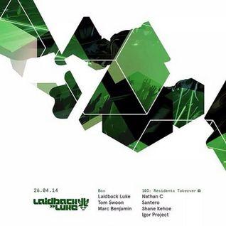 Laidback Luke - Live @ Ministry of Sound (London) - 26.04.2014
