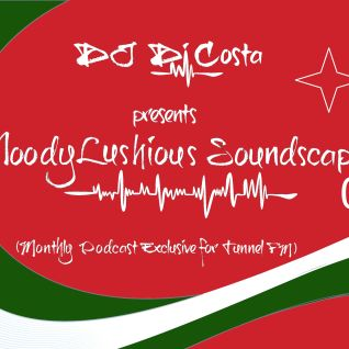 MoodyLushious Soundscapes 07 (Dec. 19, 2013) (Monthly Podcast Exclusive For Tunnel FM by Di Costa)