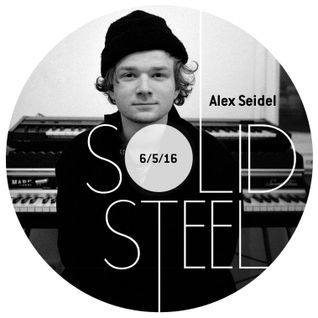 Solid Steel Radio Show 6/5/2016 Hour 2 - Alex Seidel