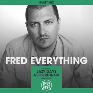 FRED EVERYTHING (Lazy Days Recordings) - MIMS' Forgotten Treasures Series