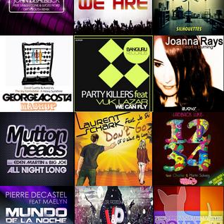 July 2012 Electro House Mix Radio Show #1 (Jeremy Kesseler)
