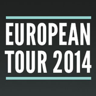 DJ TygA - Story from Europe... @Manifest Denmark  2014 Tour