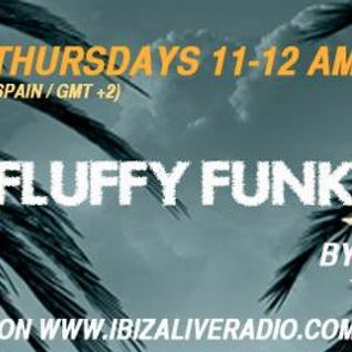 FLUFFY FUNK #029 on IBIZA LIVE RADIO