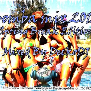 Va - Bomba Mix 2012 (Spring Break Edition) (Mixed By DeckoDJ)