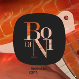 Mini Rock Set - Março 011 | Dj Boni