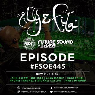 Aly and Fila - Future Sound Of Egypt 445