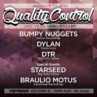 Quality Control @ Key Bar NYC