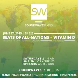 Episode 323 - Beats of All Nations & Vitamin D (Cold Busted) - June 26, 2015