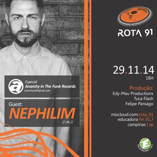 Rota 91 - 29/11/14 - Educadora FM