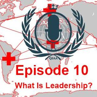 Season 3, Episode 10: What is Leadership?