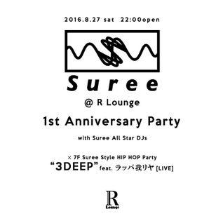 Suree 1st Ann at R Lounge // Aug 2016