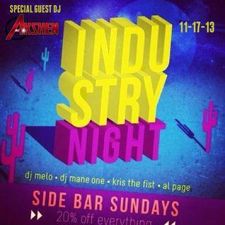 SIDEBAR SUNDAYS LIVE SET 11-17-13