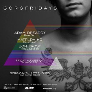 Jon Frost LIVE @ GORG-O-MISH AUG 1st Vancouver Pride Weekend