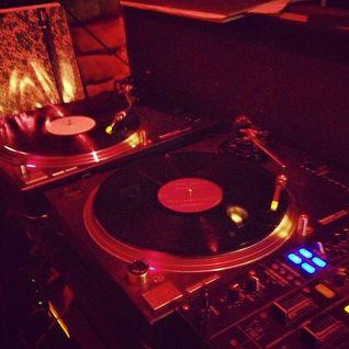 DJ Gladkiy live @ Raketa Bar 01.07.13