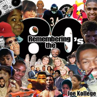 Remembering the 80's