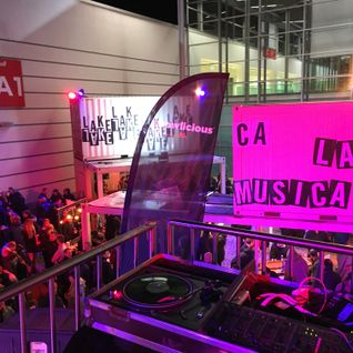 Snowlicious Rooftop at ISPO Munich 2016