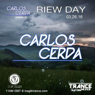 Carlos Cerda @ RIEW Day (03.26.16)