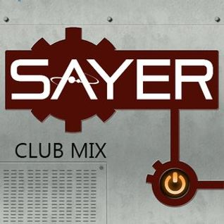DJ Sayer Club Mix vol 4
