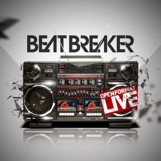 BeatBreaker OpenFormat LIVE - May 2016