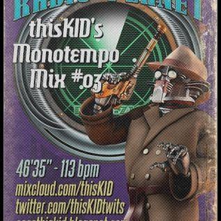 Monotempo Mix #03