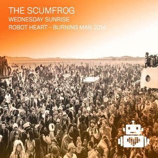 The Scumfrog - Robot Heart - Burning Man 2014