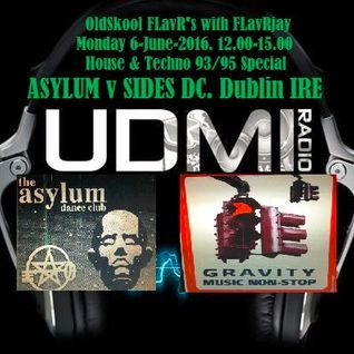OldSkool FLavR's with FLavRjay on UDMIRadio House/Techno 93-95