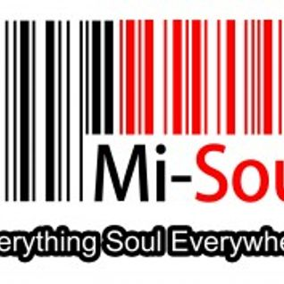 Marcia's Mixed Souful Bag for Tosca on Mi-Soul radio 14th Nov 2013