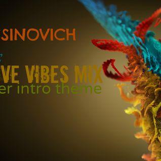 Dj yassinovich presents Massive Vibes Mix (Dj guest set)