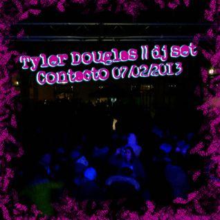Tyler Douglas @ Contacto 07-02-2013