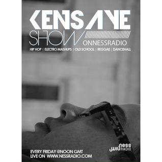 12/02/2016 - Kensaye Show - Ness Radio