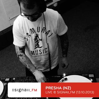 DJ Presha - Way Of The Samurai