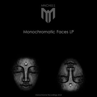 Monochromatic Faces LP showcase mixed by yankowsky | live on dnbradio.com 3.07.2013