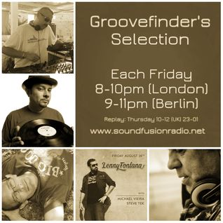 Groovefinder's Selection #29 - 1st January 2016 - Hour 2