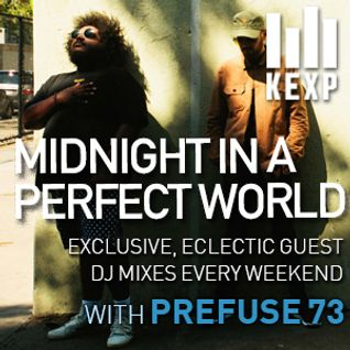 KEXP Presents Midnight In A Perfect World with Prefuse 73