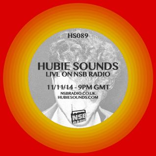 Hubie Sounds 089 - 11th Nov 2014