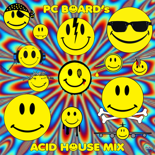 DJ PC Board - Acid House Mix
