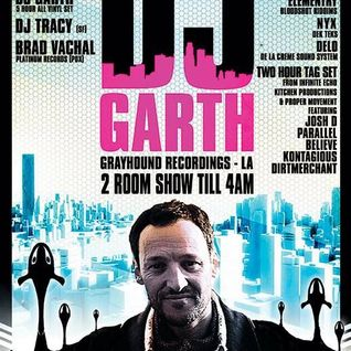 "Live at ""DJ Garth"" (October 5, 2013)"