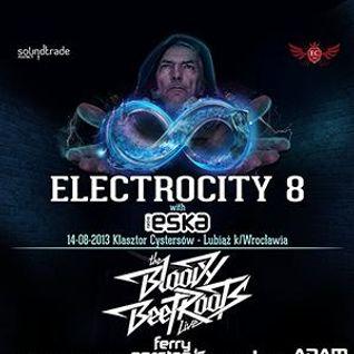 Electrocity 8 Contest - Rock Partyy