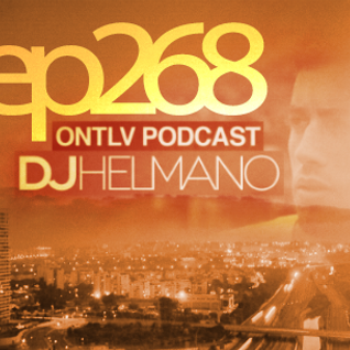ONTLV PODCAST - Trance From Tel-Aviv - Episode 268 - Mixed By DJ Helmano
