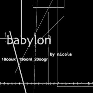 haywire babylon // nicole // report2dancefloor radio
